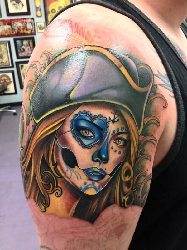 Bras tatouage1