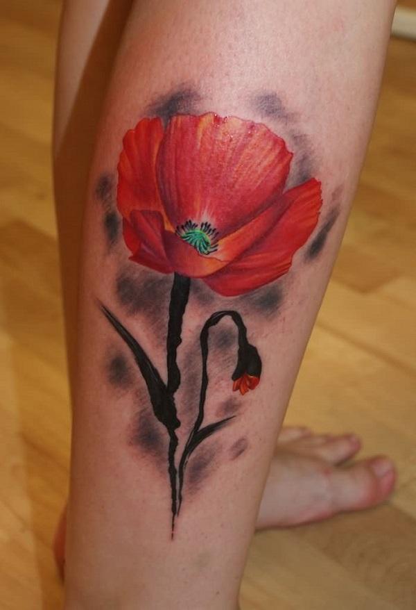 Top 70 Idees De Tatouage De Fleur De Coquelicot Club Tatouage