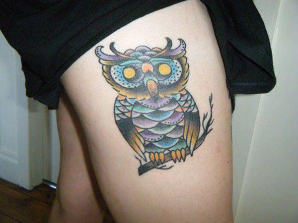 Meilleur 195 tatouages de cuisses les mieux notés pour les femmes
