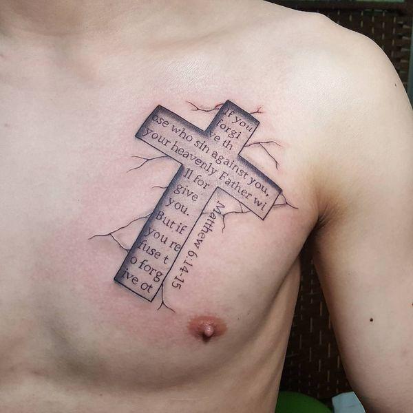 tatouage verset biblique » club tatouage