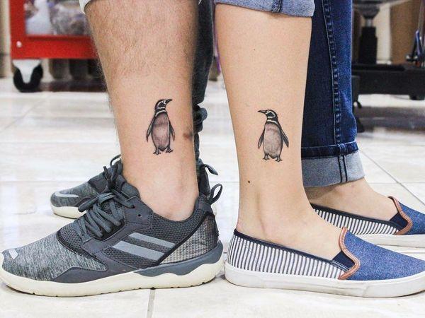 Conceptions et significations de tatouage de pingouin