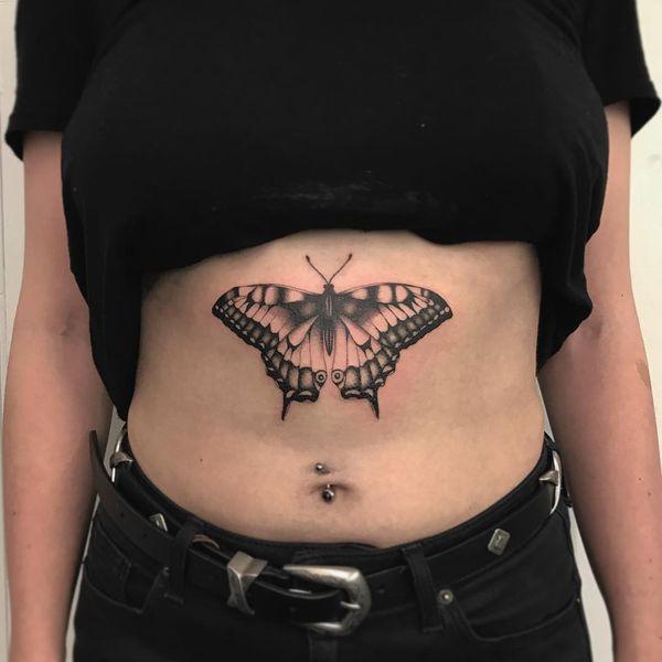 Les meilleures conceptions de tatouage d'estomac