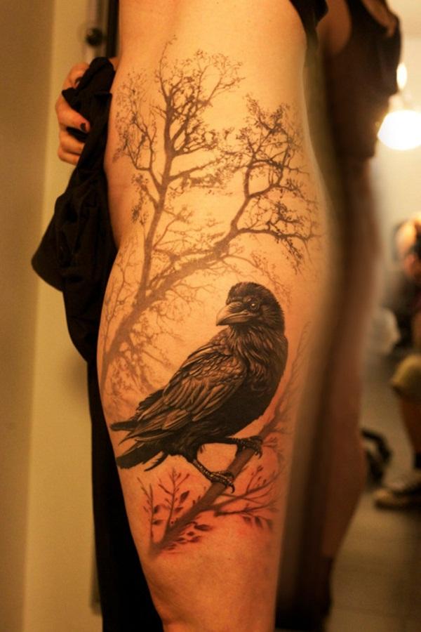100 conceptions et conceptions de tatouage d'oiseau  Des idées pour sentir le vol