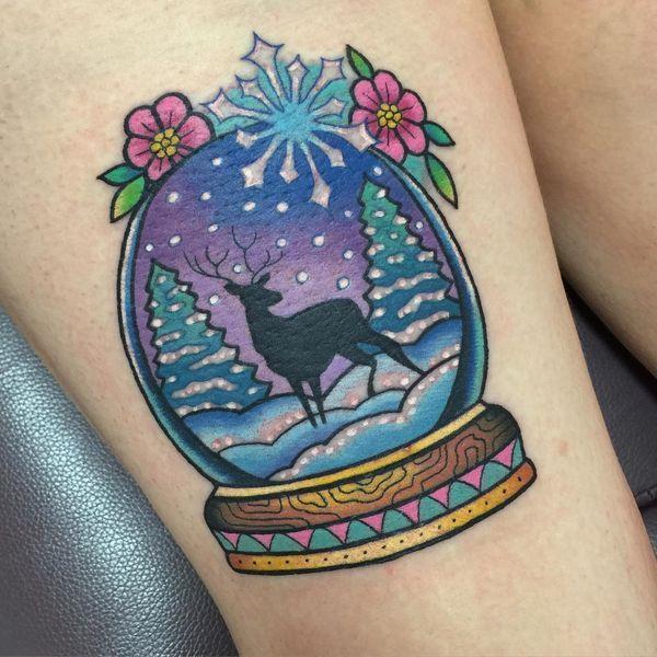Les meilleures idées de tatouage Deer de tous les temps