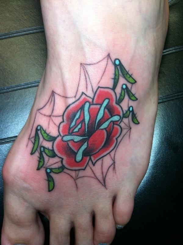 50 conceptions de tatouage d'araignée pour les hommes et les femmes