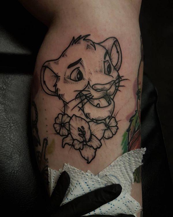 Idées de tatouage Roi Lion