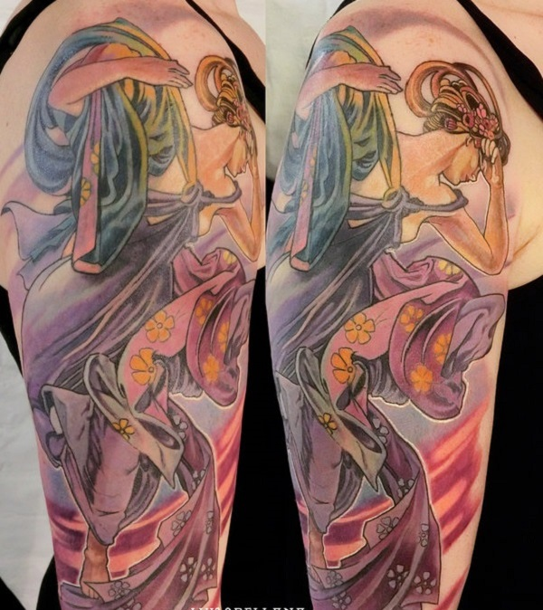 Bras tatouage4