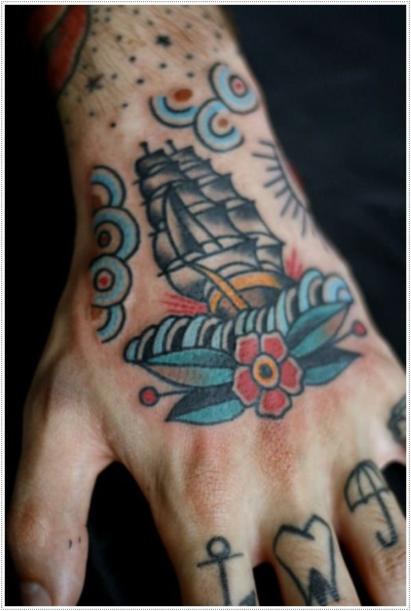 Vous devez voir 125 superbes tatouages à la main en 2018